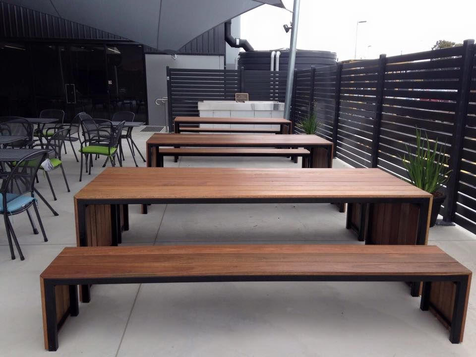 Commercial Outdoor Furniture Melbourne For Cafes Bars Restaurants