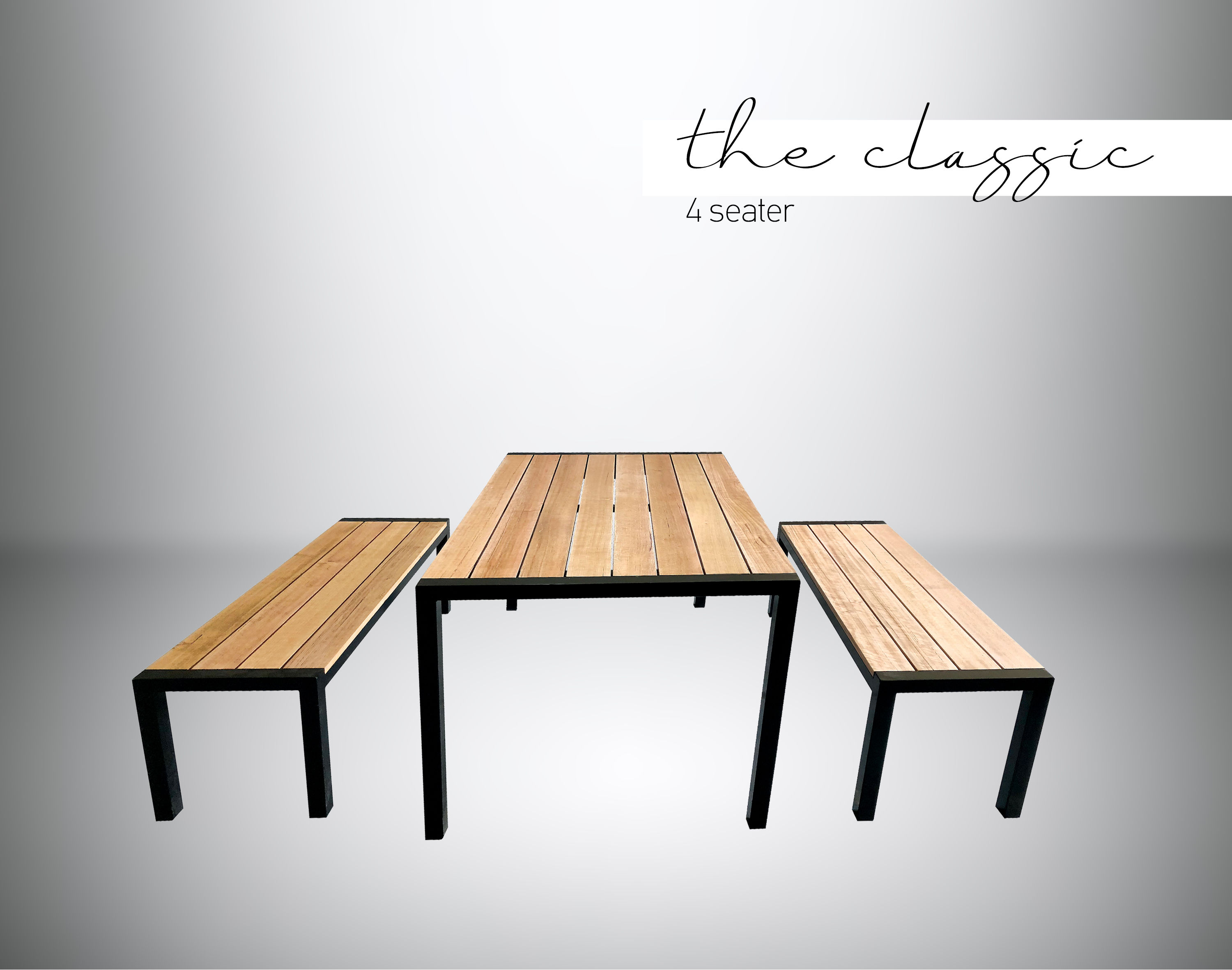 Deluxe timber top