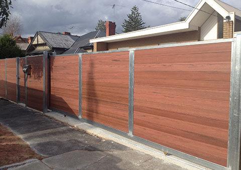 Steel Gates Amp Security Fencing Panels Melbourne