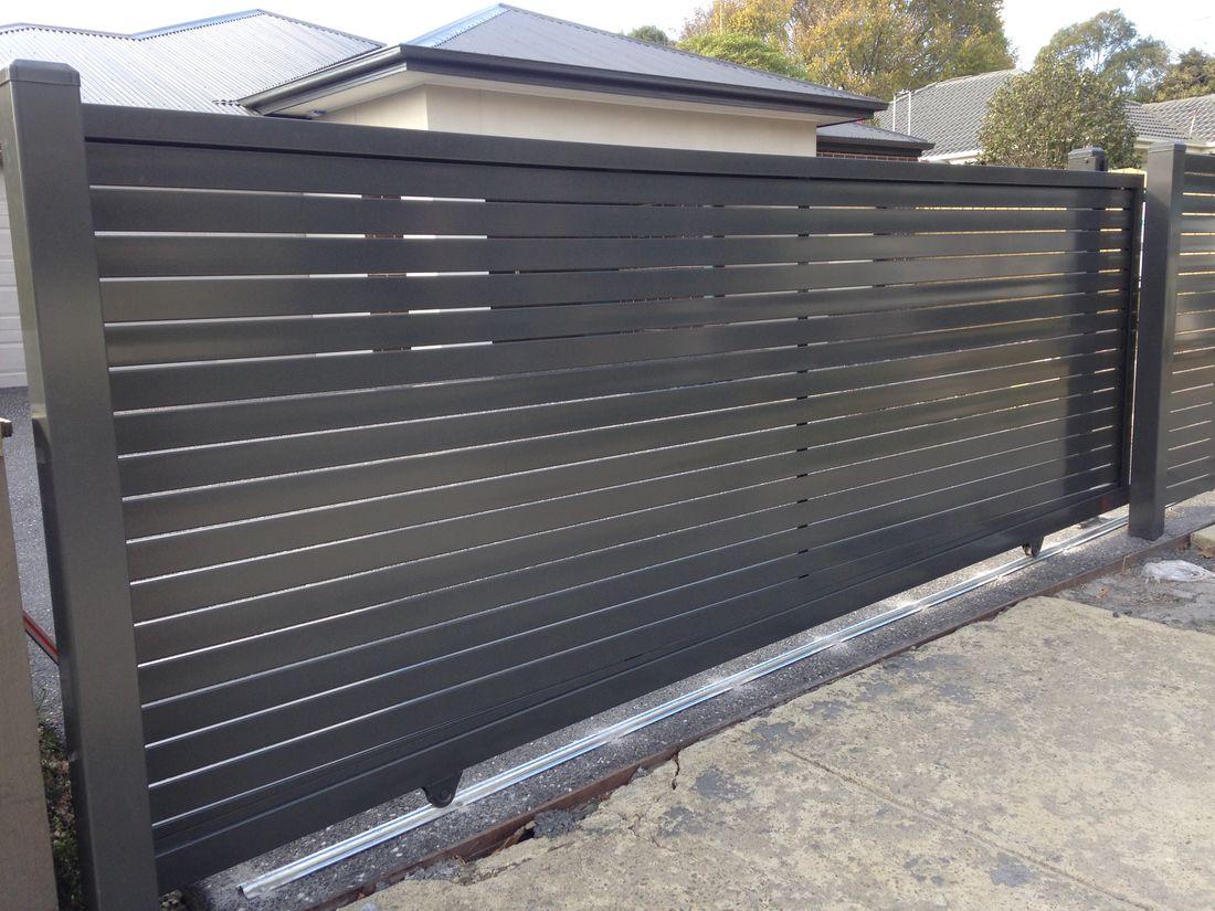 Automatic Sliding Gates Melbourne Electric Driveway Gates