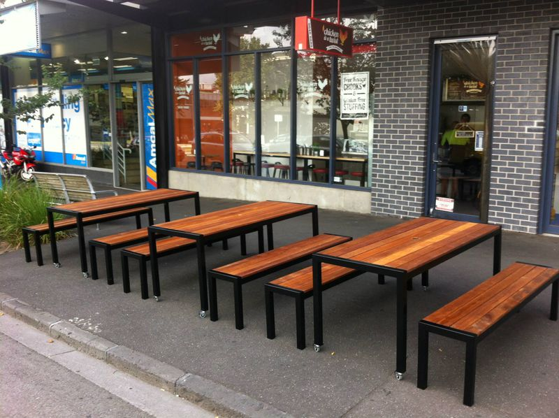 Captivating outdoor furniture for cafe contemporary for Home bar furniture in melbourne