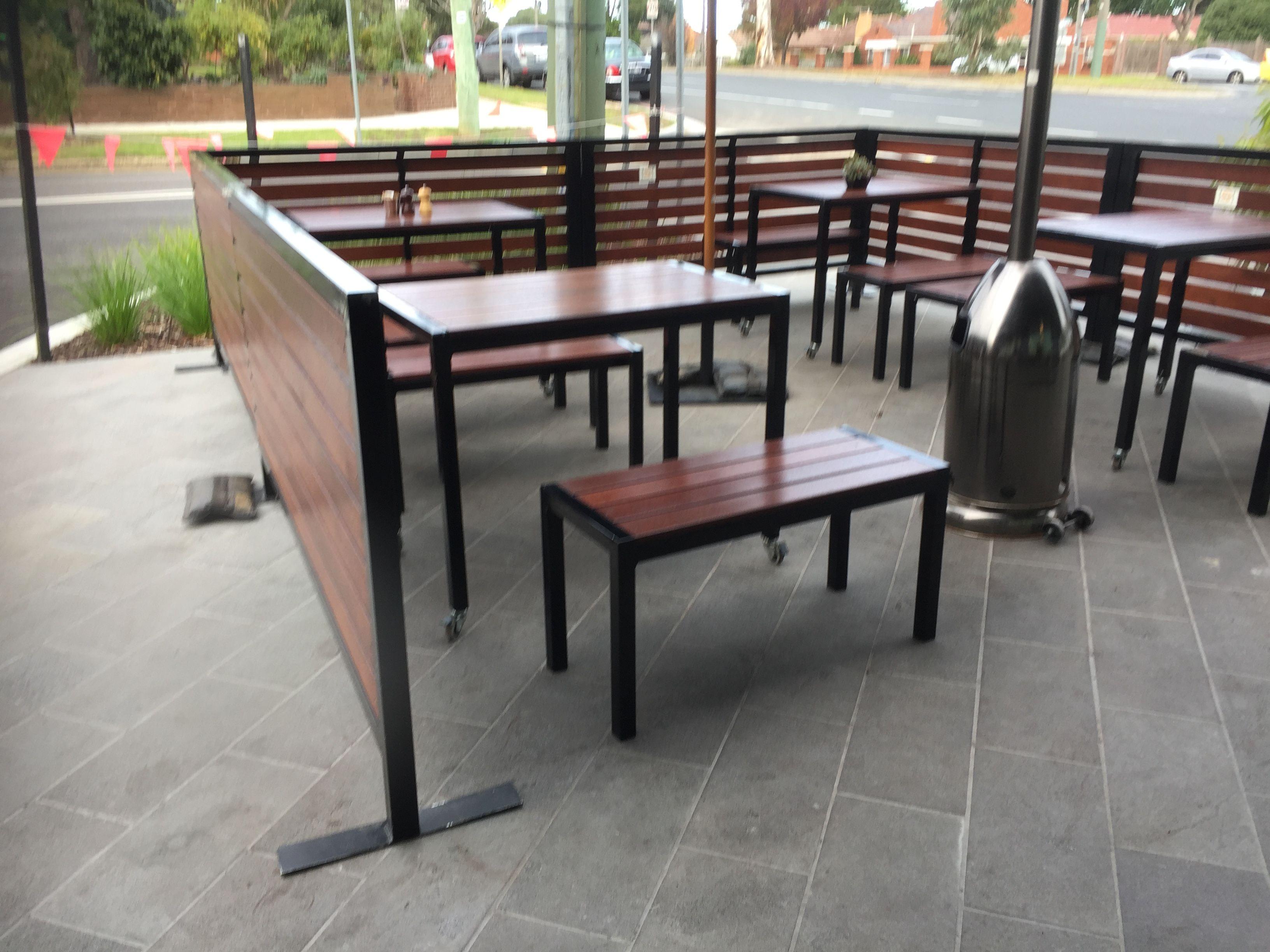 Commercial Outdoor Furniture Melbourne For Cafes Bars