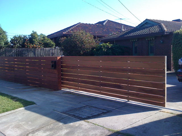Automatic Sliding Gates Melbourne Electric Driveway Gates